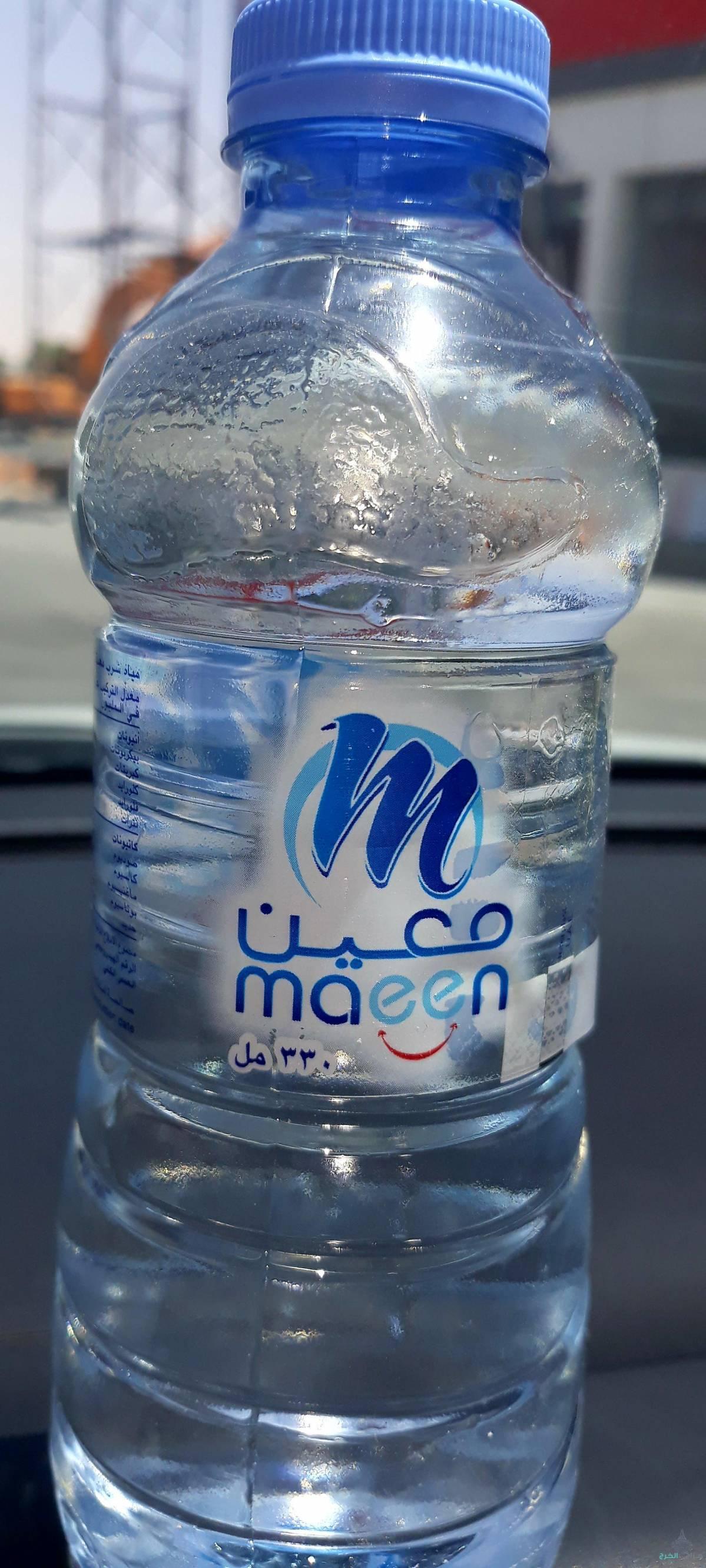 توصيل مياه بسعر جمله لجميع الاماكن بالخرج
