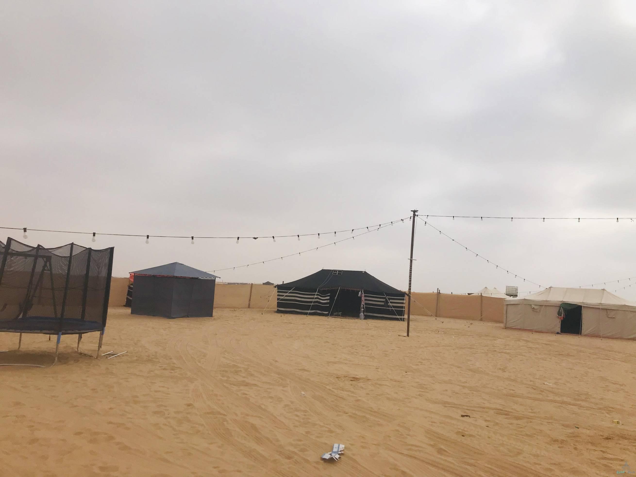 مخيم الروابي