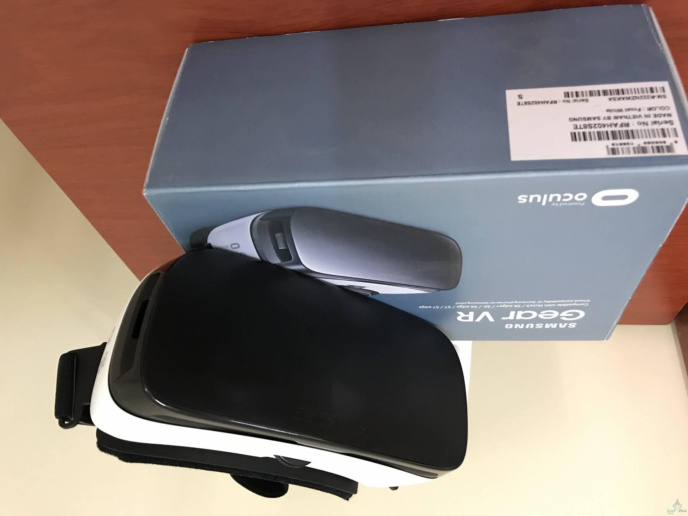 نظارة الواقع الافتراضي سامسونج gaer VR