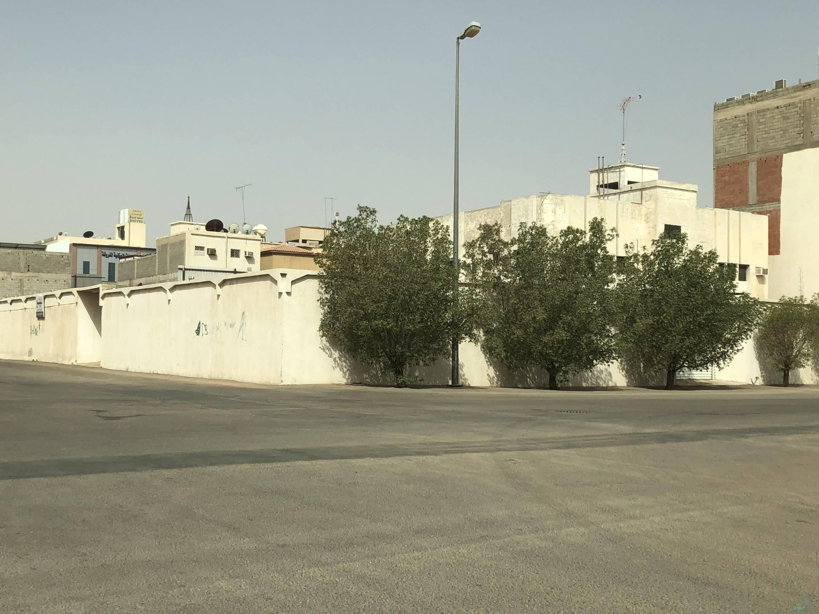 الخرج حي المنتزه شارع الملك سعود