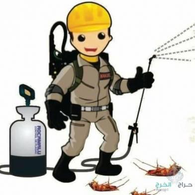 شركة تنظيف ومكافحة حشرات بالرياض والخرج تنظيف فلل شقق مجالس موكيت كنب خزانات