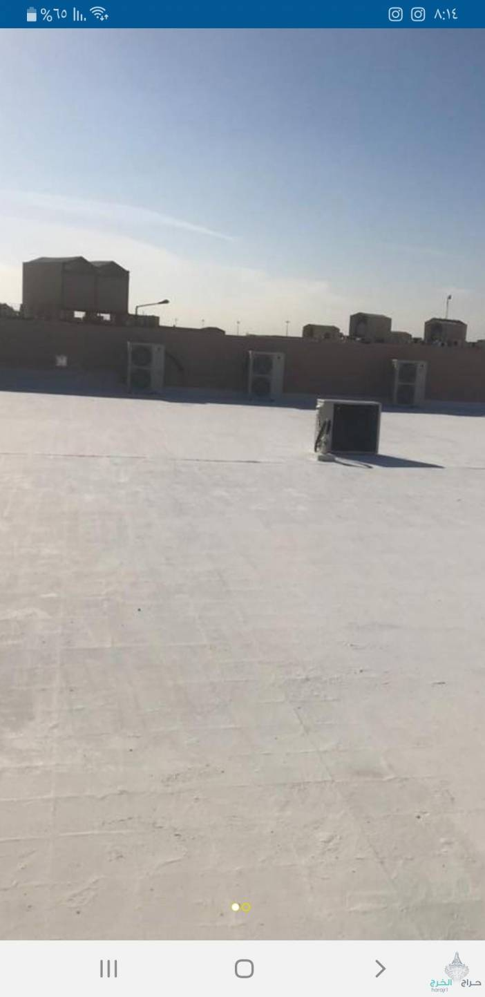 شركة كشف تسربات المياه - عوازل الخزانات والاسطح