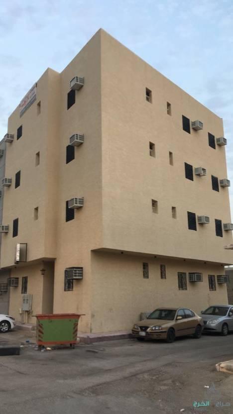 للبيع عماره ٢٠ سويت في حي السلام