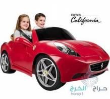 سيارة فيراري للأطفال