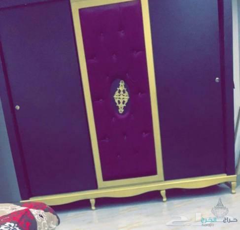 للبيع غرفة نوم تصميم تركي +مرتبه