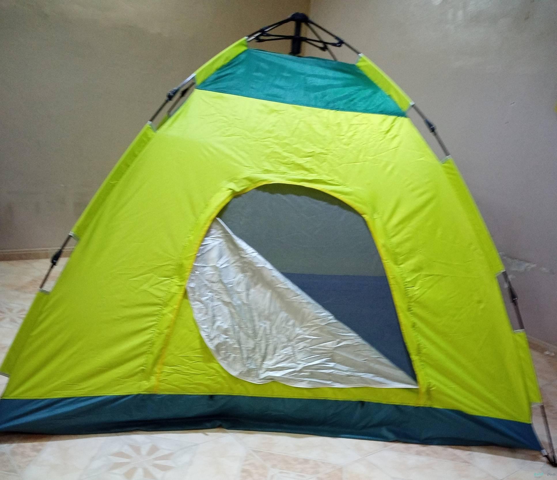 خيمة قابله للطئ تتسع 8 أشخاص