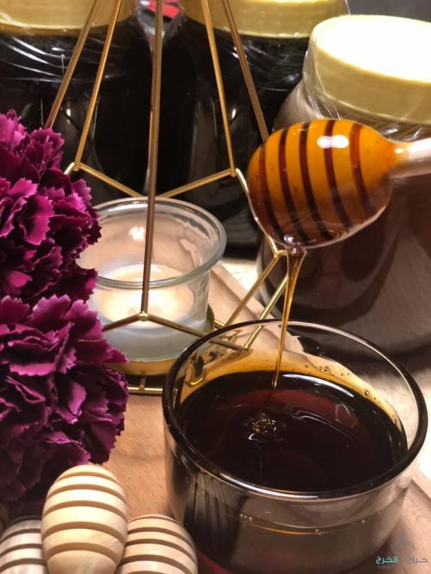 وصل وصل عسل السدر طبيعي ومضمون غذا وشفاء