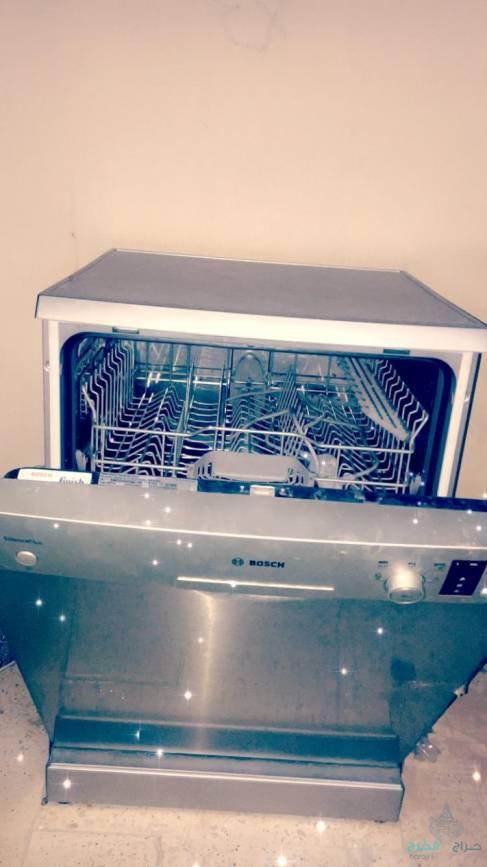 غسالة أطباق كهربائية