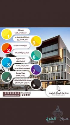 شركة اوائل المساكن السعودية ( التمويل العقاري )