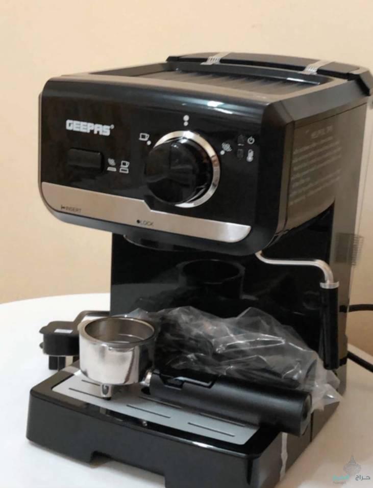 آلة قهوة جديده