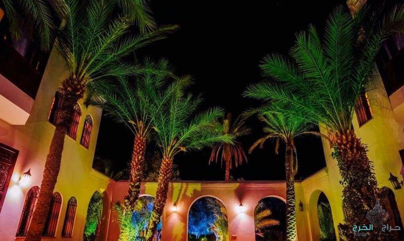 فلل وقصور للايجار المغرب مراكش