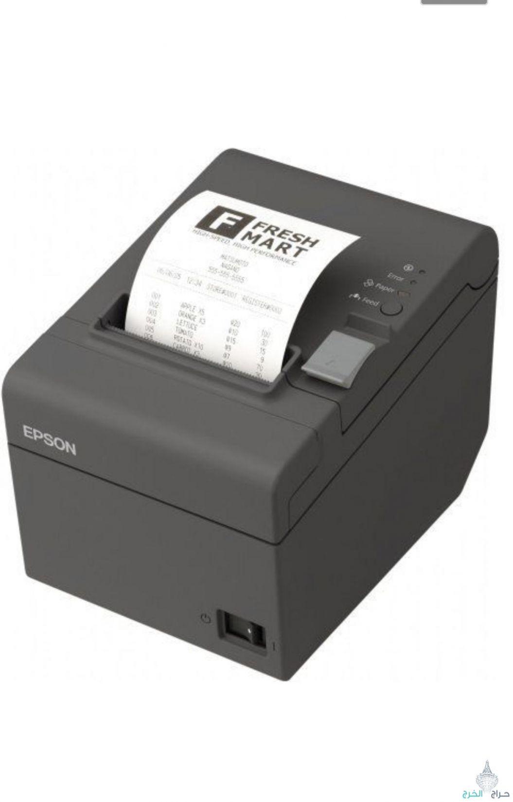 جهاز كاشير + برنامج محاسبي