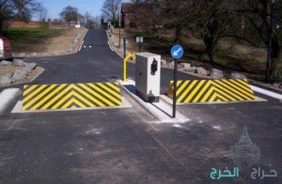المصدات الهيدروليكية - مطبات السيارات