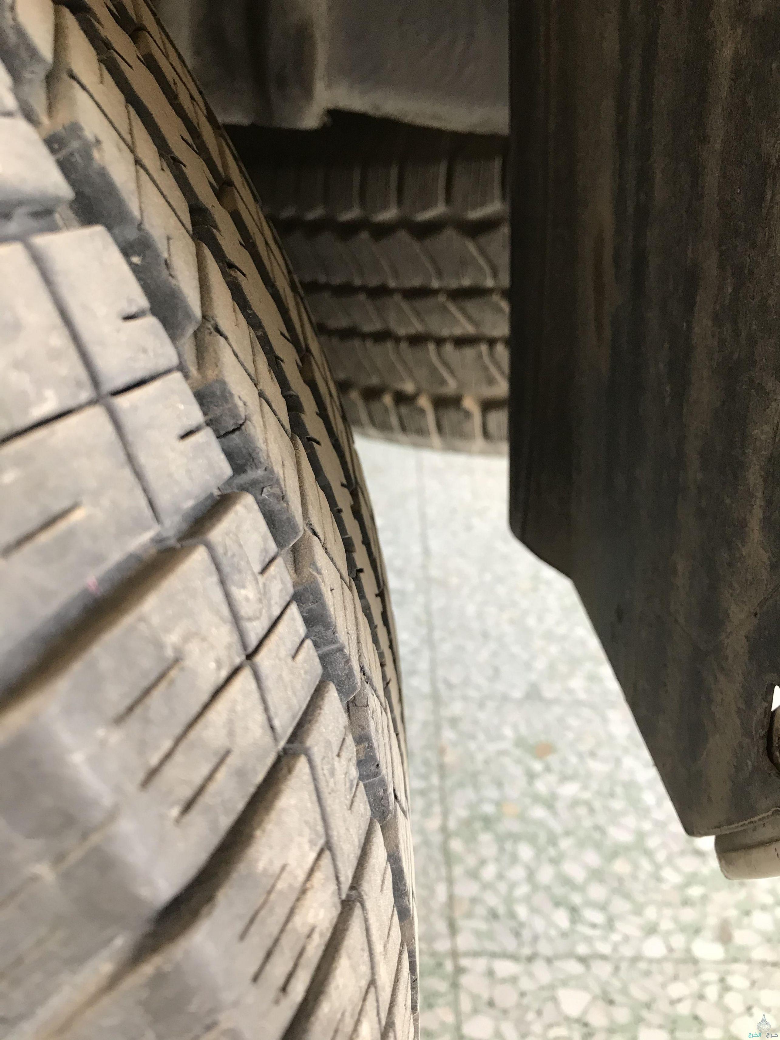 تاهو للبيع دبل LT موديل 2012 مخزن