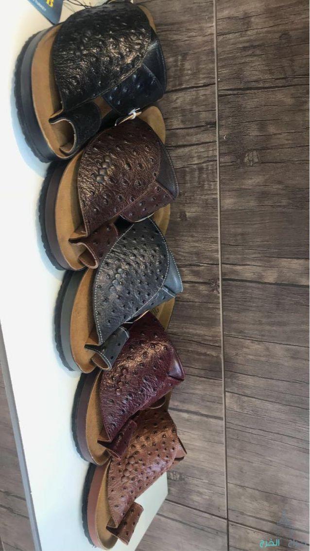 احذية شرقيه زبيري ( صناعة تركي )