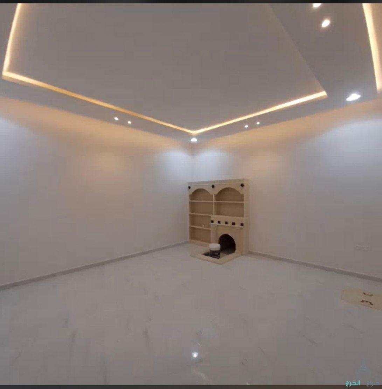 للبيع فلة في حي الجوهرة بالخرج المساحة 358م الشغل شخصي