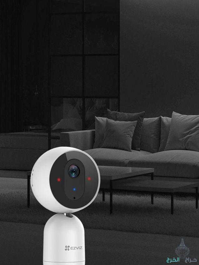 كاميرات مراقبة مناسبة للأطفال والمنزل من شركة ايزفيز تعمل بالواي فاي
