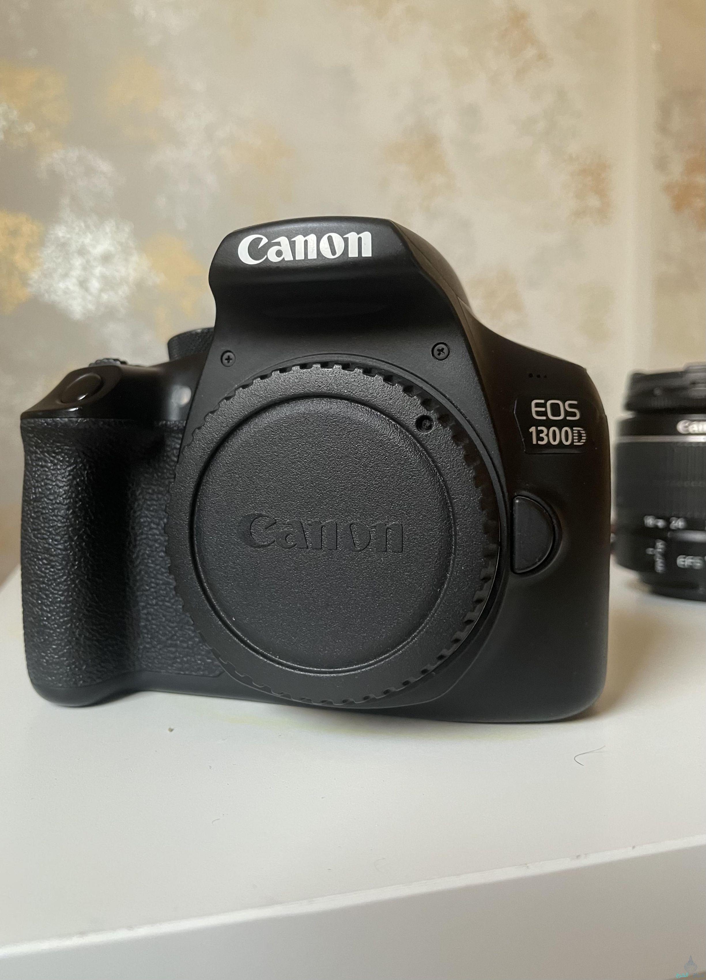 كاميرا كانون 1300D | تم البيع