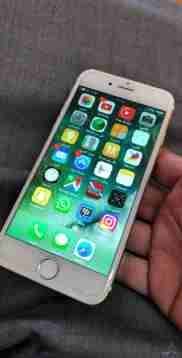 ايفون 6 64G نظيف جداً