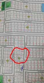 ارض في مخطط اليرموك 1008