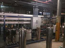 محطات تحليه مياه تصميم وتركيب وصيانة