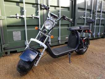 For Sale 2000 watts Harley Citycoco electric scooter Big wheel