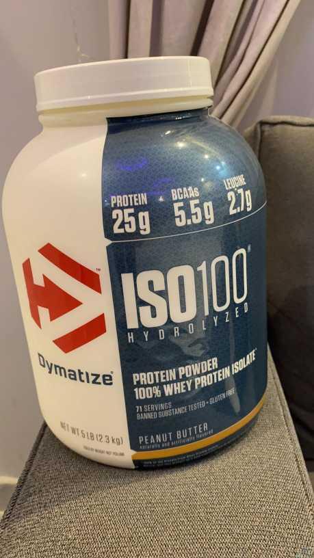 بروتين iso100
