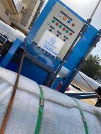 محطات تحلية وتنقية مياه ابار البركة