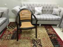 ٢ كرسي بلاستيك متين من  RHODOS