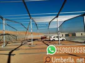 هناجر الرياض ومستودعات , 0508073635 , بناء هناجر ومستودعات مغطاه بالواح ساندوتش بانل ,