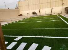 توريد وتركيب عشب صناعي وتنسيق الحداء وانشاء وتجهيز االملاعب الرياضية