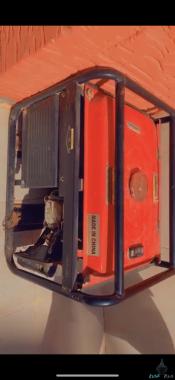 مطور كهربائي هوندا