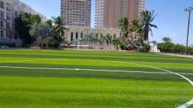 توريد تركيب العشب الصناعي تنسيق الحدائق وتصميم الملاعب وتجهيزها