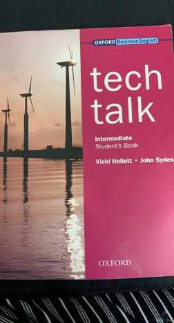 كتاب tech talk كتب تحضيري هندسي جامعه سطام --محلول اغلبه