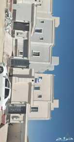 فلل للبيع في حي السحاب بالخرج المساحة413م