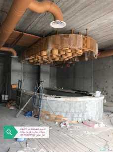 تجهيز ديكورات المطاعم الكافيهات الرياض