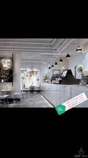 مقاول تنفيذ- مطاعم-  محلات كافيهات متخصص