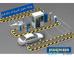 نظام مواقف السيارات الذكية بالدفع/والتذكرة