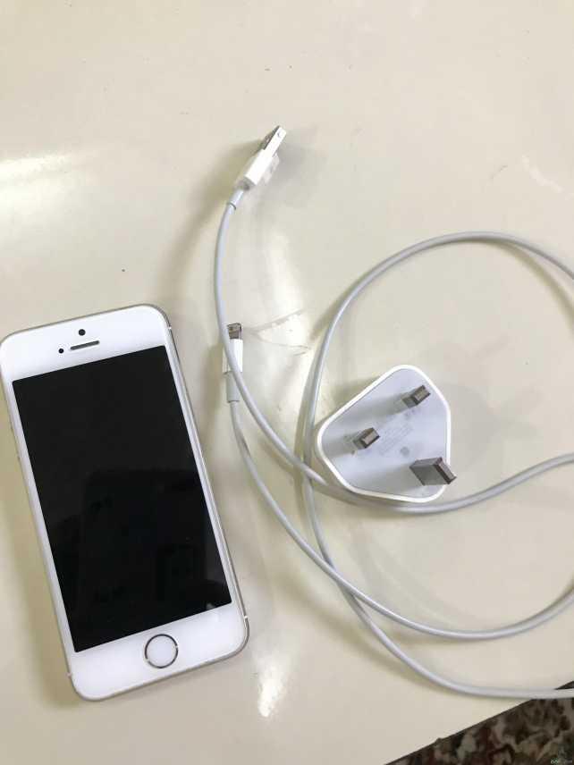 iPhone 5s مع شاحن