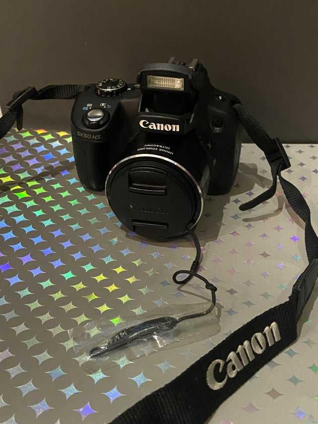 كاميرا كانون (SX 50 HS)