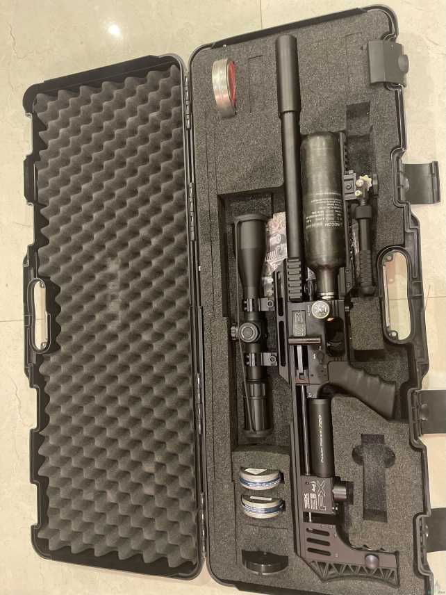 غازية FX إمباكت M3